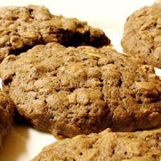 Oat and Cocoa Cookies
