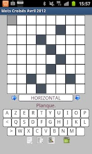 Crosswords 04 - April 2012 - screenshot