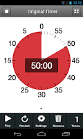 Screenshot of Time Timer