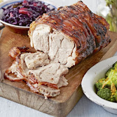 Spiced Slow-roast Pork