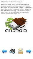 Screenshot of Droid 4 Tips and tricks
