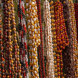 Beaded Necklaces by Garry Dosa - Artistic Objects Clothing & Accessories ( garry dosa )