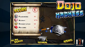 Screenshot of Dojo Madness