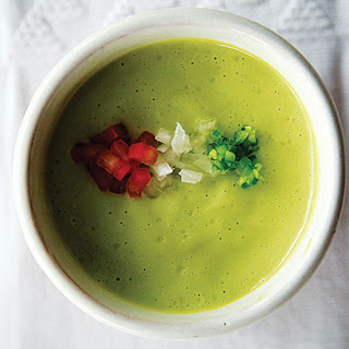 Sopa Fría de Aguacate (Chilled Avocado Soup)