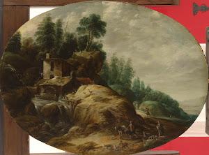 RIJKS: Gillis Peeters (I): painting 1633