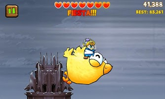 Screenshot of Super Knights