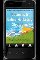 Screenshot of Marketing Strategies