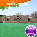 Waco Street Map