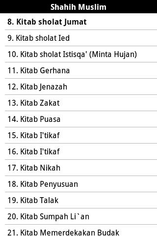 Sahih Al-Muslim Malay