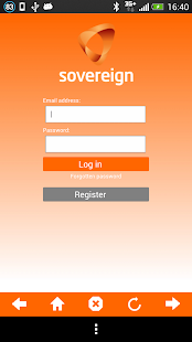 MySovereign - screenshot