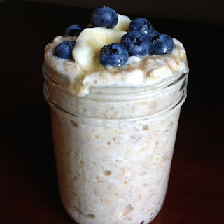 Overnight Refrigerator Oats with Fruit and Honey + Mitten Moms Conference Recap