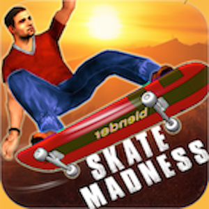Skate Madness (3D Racing Game)
