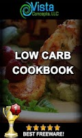 Screenshot of Low Carb Cookbook