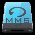 MMSのバックアップの復元 icon