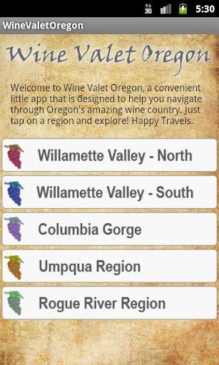 Wine Valet Oregon