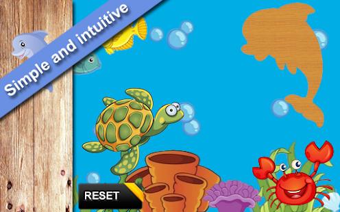 Animales rompecabezas para ni os peque os apk 2 2 0 - Puzzles para ninos pequenos ...