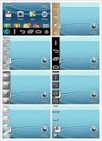 Screenshot of Button Savior HD Theme