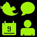 APW Themes: Neon Green(Dark) icon