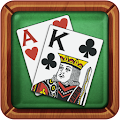 APK Game Solitaire Classic Collection for BB, BlackBerry