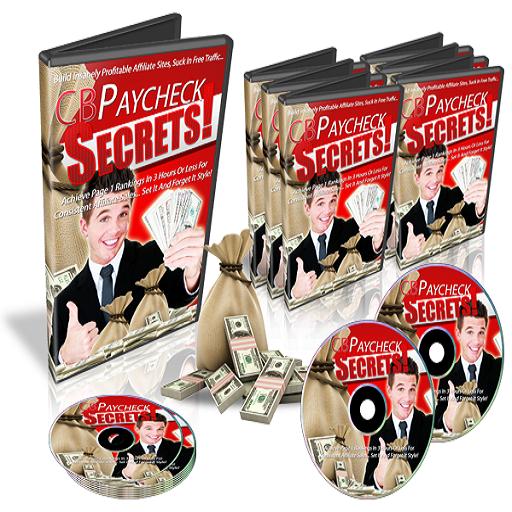 CB Payday Secrets App 教育 LOGO-阿達玩APP
