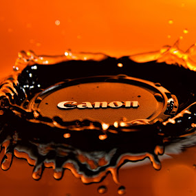 Splash by Samaneethi Krishnan - Artistic Objects Still Life ( canon, splash, still life, closeup,  )