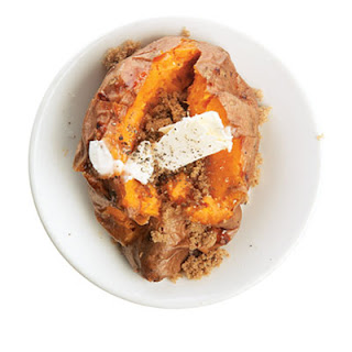 Baked Sweet Potatoes With Brown Sugar Recipes