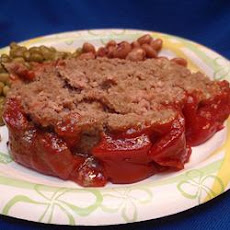 No-Fuss Meat Loaf