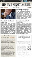 Screenshot of Wall Street Journal (Tab 7)