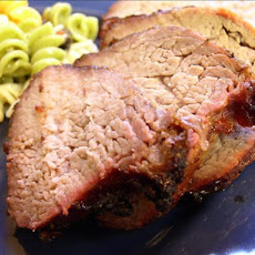 Grilled Marinated Tri-Tip