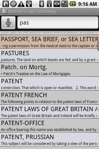 BKS Bouvier's Law Dictionary