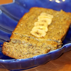 Banana Walnut Cornbread