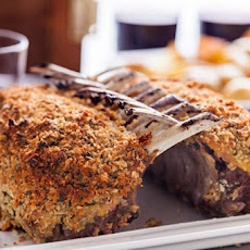 Herb-Crusted Rack of Lamb Recipe