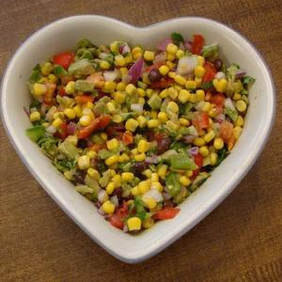 Avocado & Corn Salsa