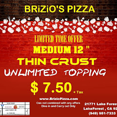 Photo from Brizio Pizza