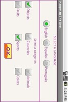 Screenshot of Hangman The Best