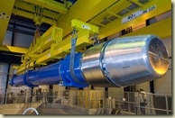 LHC dipole magnet