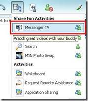 messengerTV6 activityrz