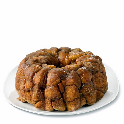 Gooey Caramel Monkey Bread with Truvía® Baking Blend and Truvía® Brown Sugar Blend