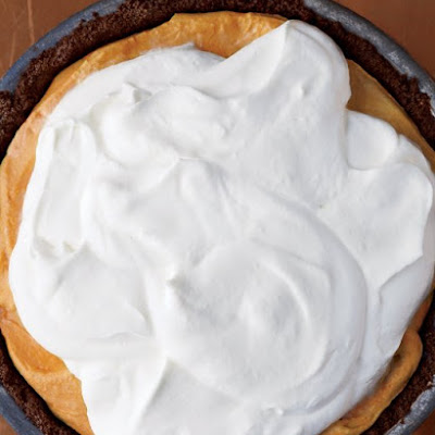 Icebox Pumpkin-Mousse Pie