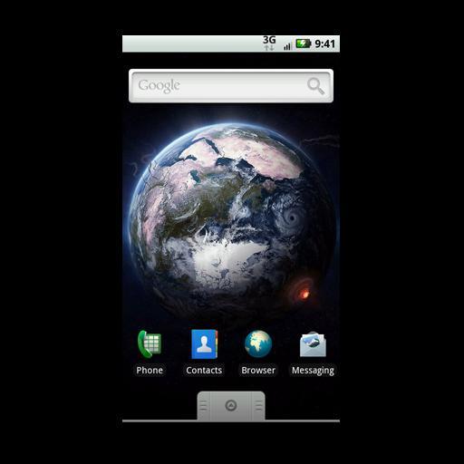 太空壁紙 媒體與影片 App LOGO-APP試玩