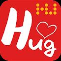 휴넷 허그 icon