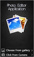 Screenshot of Photo Editor: Smart Camera App