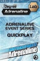 Screenshot of The Adrenaline Lab