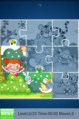 無料解谜AppのKids Turn Puzzle|記事Game