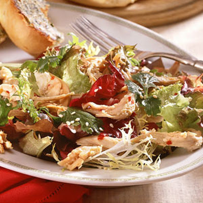 Roasted Chicken Salad