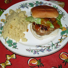 Turkey Curry Burgers