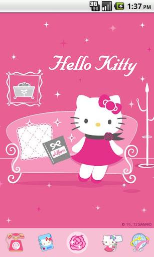 Hello Kitty Theme 3