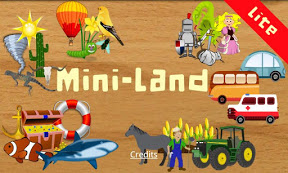 Screenshot of Mini Land Kid Lite