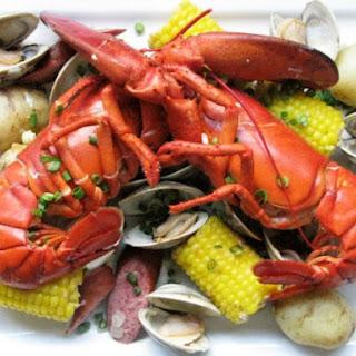 Boiled Lobster Dinner Recipes