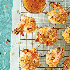 Coconut (Un-)Fried Shrimp
